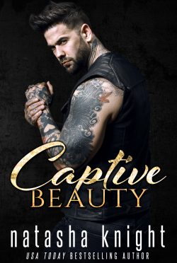 Cover Reveal: Captive Beauty by Natasha Knight
