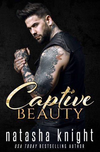 Cover Reveal: Captive Beauty by Natasha Knight