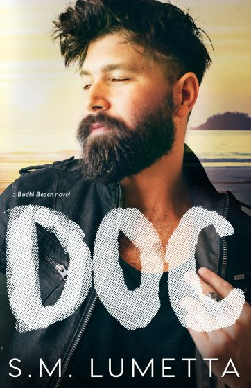 Cover Reveal: Doc (Bodhi Beach #2) by SM Lumetta