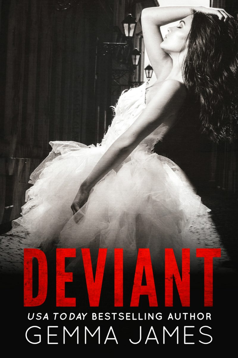 Release Day Blitz: Deviant (Condemned #5) by Gemma James