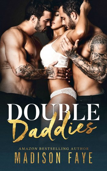 Cover Reveal: Double Daddies by Madison Faye