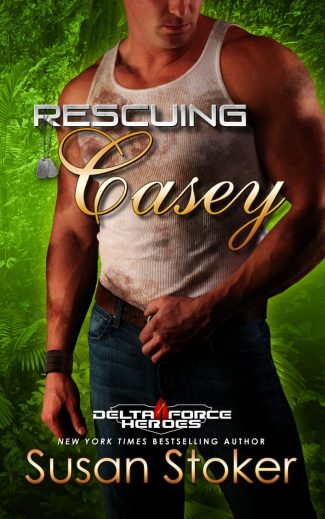 Release Day Blitz: Rescuing Casey (Delta Force Heroes #7) by Susan Stoker