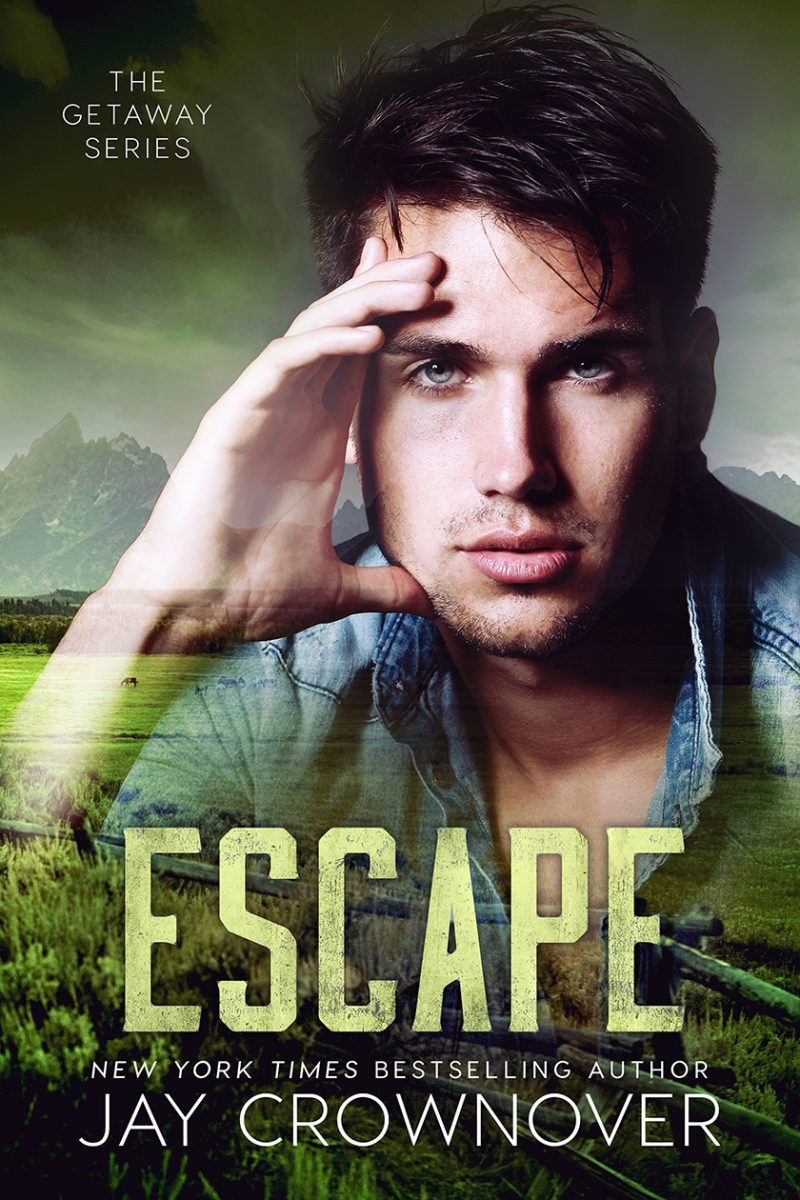 Release Day Blitz & Giveaway: Escape (Getaway #3) by Jay Crownover