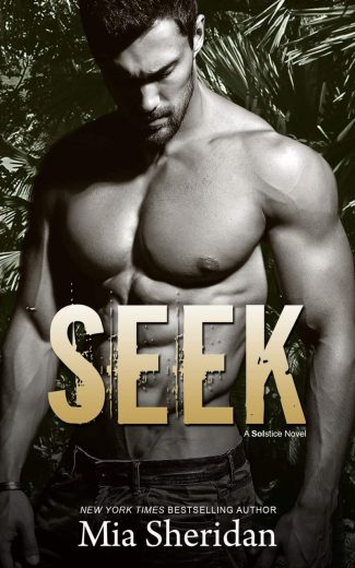 Cover Reveal: Seek (Solstice #1) by Mia Sheridan