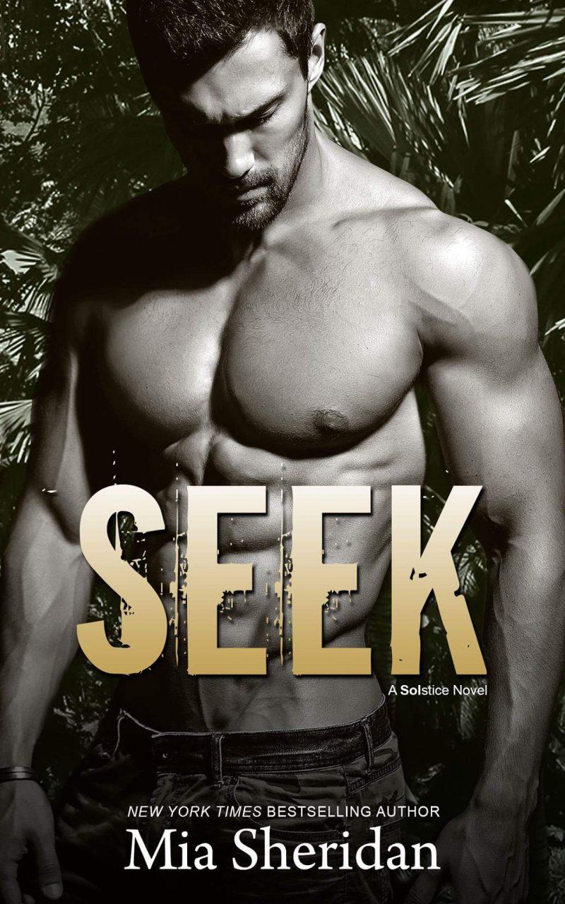Cover Reveal: Seek (Solstice #1) by Mia Sheridan