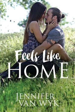 Cover Reveal: Feels Like Home by Jennifer Van Wyk