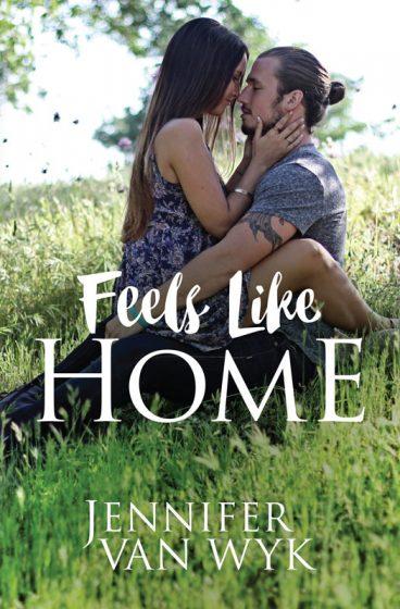 Cover Reveal: Feels Like Home by Jennifer Van Wyk