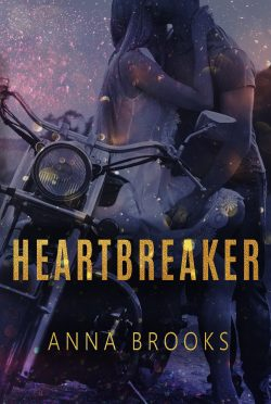 Cover Reveal: Heartbreaker (Bulletproof Butterfly #1.5) by Anna Brooks
