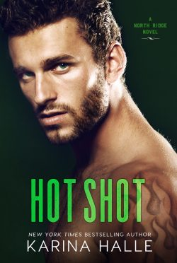 Release Day Blitz: Hot Shot (North Ridge #3) by Karina Halle