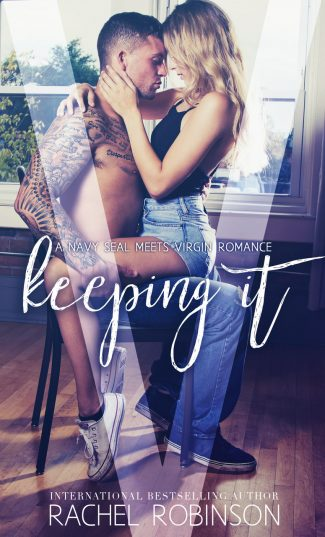 Cover Reveal: Keeping It by Rachel Robinson