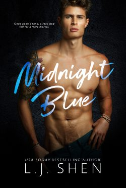 Release Day Blitz: Midnight Blue by LJ Shen