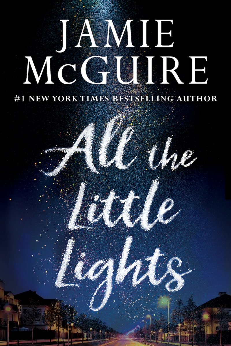 Cover Reveal: All the Little Lights by Jamie McGuire