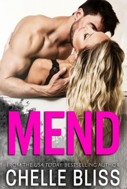 Release Day Blitz & Giveaway: Mend by Chelle Bliss