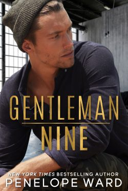 Cover Reveal: Gentleman Nine by Penelope Ward