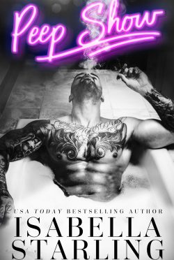 Cover Reveal: Peep Show by Isabella Starling