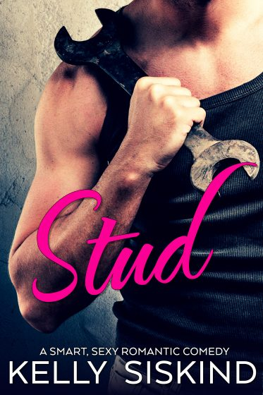 Cover Reveal & Giveaway: Stud by Kelly Siskind