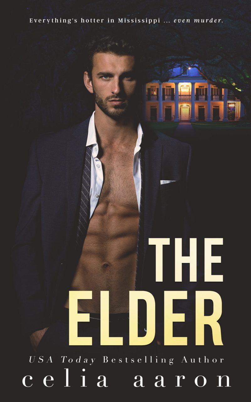 Cover Reveal: The Elder by Celia Aaron