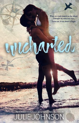 Cover Reveal & Giveaway: Uncharted by Julie Johnson