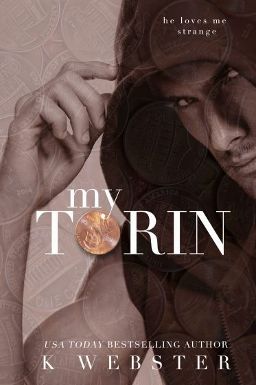 Cover Reveal & Giveaway: My Torin by K Webster