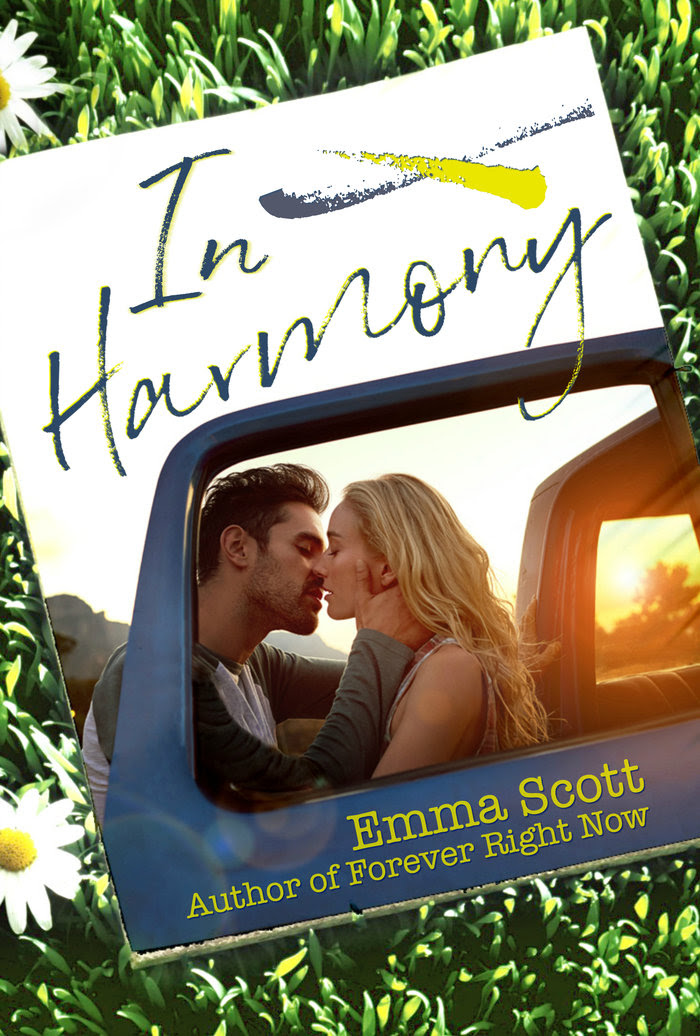 Cover Reveal: In Harmony by Emma Scott