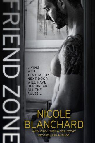 Cover Reveal: Friend Zone (Friend Zone #1) by Nicole Blanchard