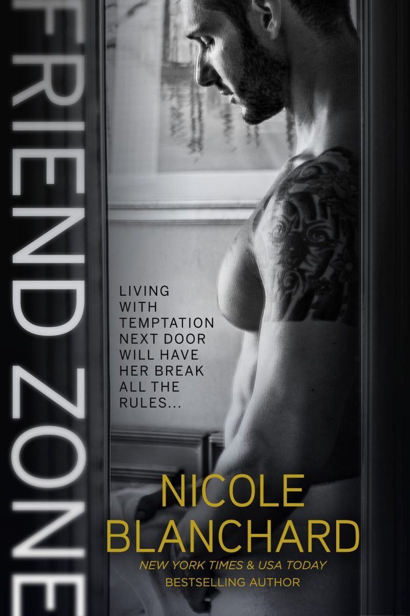 Cover Reveal: Friend Zone (Friend Zone #1) by Nicole Blanchard
