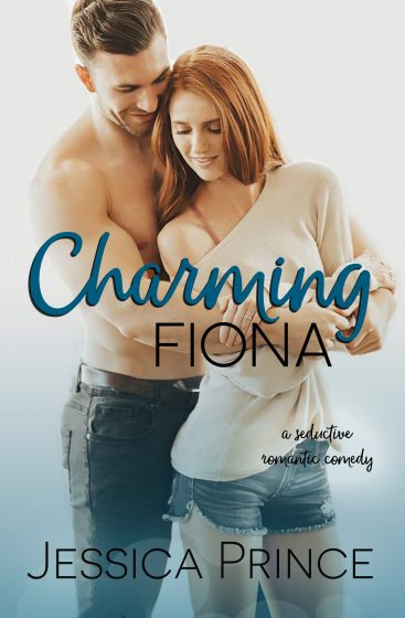 Cover Reveal: Charming Fiona (Girl Talk #4) by Jessica Prince