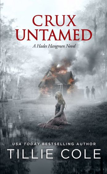 Release Day Blitz: Crux Untamed (Hades Hangmen #6) by Tillie Cole