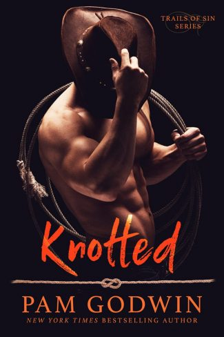 Cover Reveal: Knotted (Trails of Sin #1) by Pam Godwin