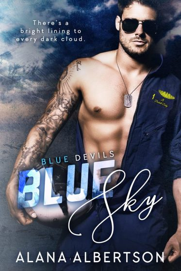 Cover Reveal & Giveaway: Blue Sky (Blue Devils #1) by Alana Albertson