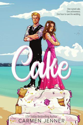 Cover Reveal: Cake by Carmen Jenner