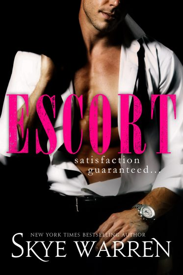 Cover Reveal: Escort by Skye Warren