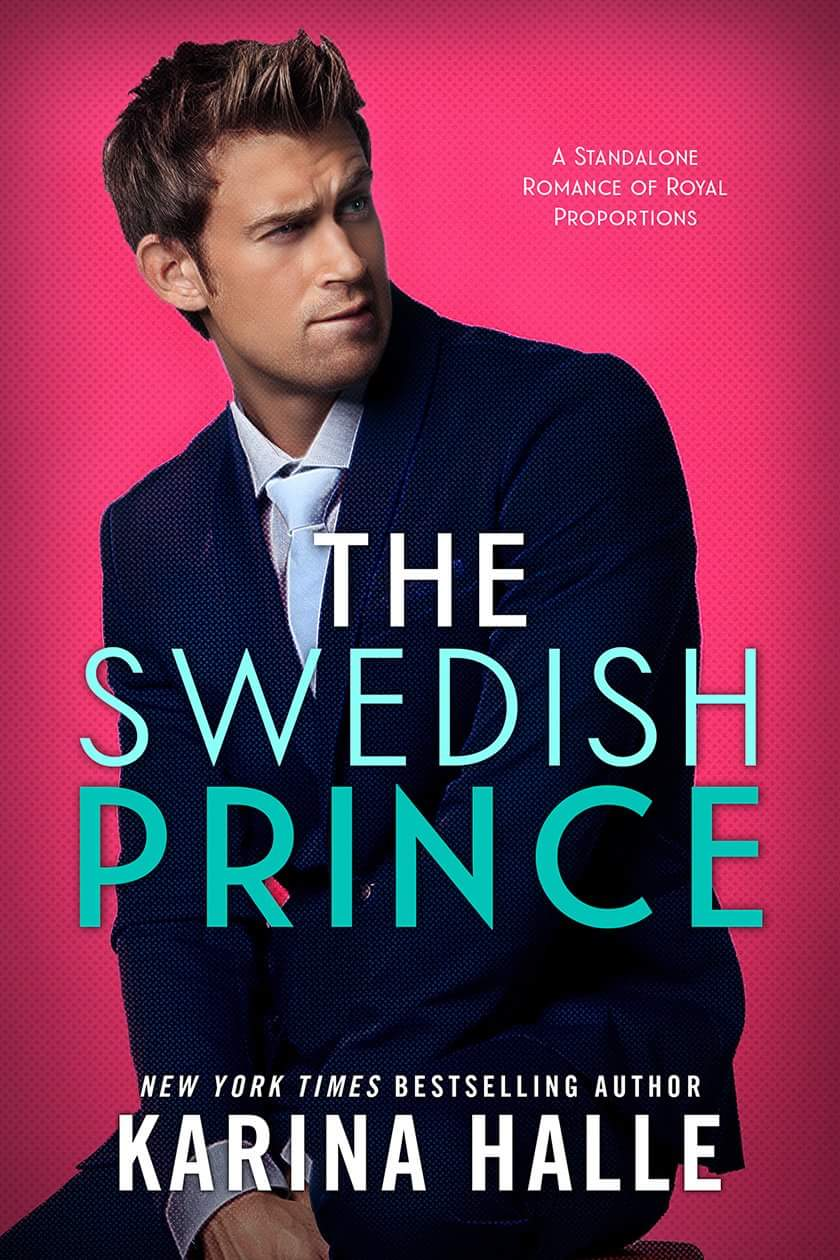 Cover Reveal: The Swedish Prince by Karina Halle