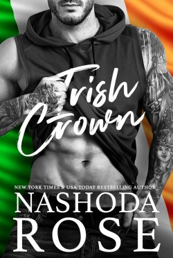 Cover Reveal: Irish Crown by Nashoda Rose