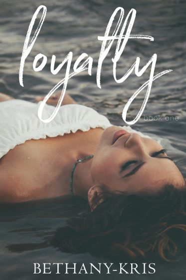 Cover Reveal & Giveaway: Loyalty (John + Siena #1) by Bethany-Kris