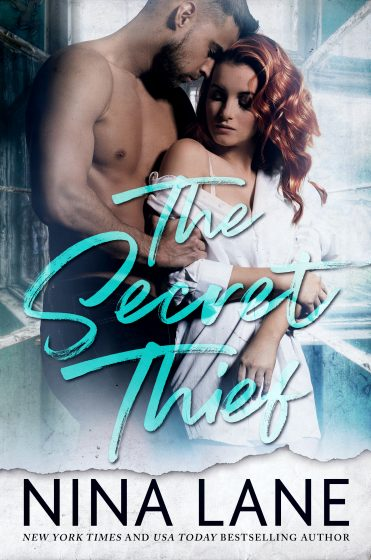 Cover Reveal: The Secret Thief by Nina Lane
