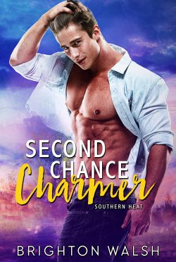 Cover Reveal: Second Chance Charmer by Brighton Walsh