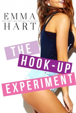 Cover Reveal: The Hook-Up Experiment (The Experiment Duet #1) by Emma Hart