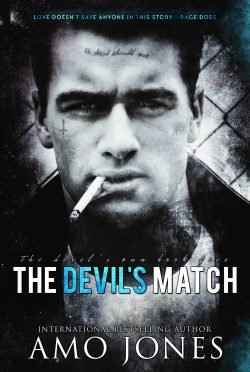 Release Day Blitz: The Devil's Match (The Devil's Own #5) by Amo Jones