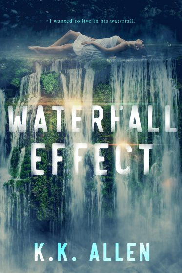 Cover Reveal: Waterfall Effect by KK Allen