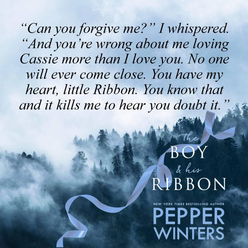 Image result for The Boy & His Ribbon by Pepper Winters