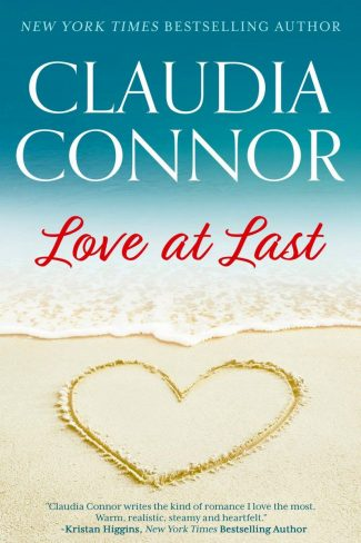 Cover Reveal: Love At Last by Claudia Connor