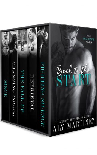 Release Day Blitz: Back to the Start by Aly Martinez