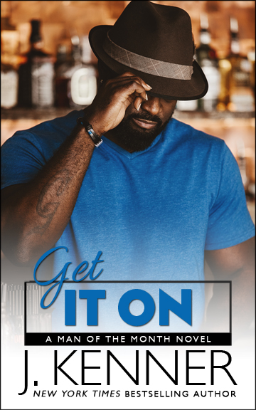 Release Day Blitz: Get It On (Man of the Month #5) by J Kenner