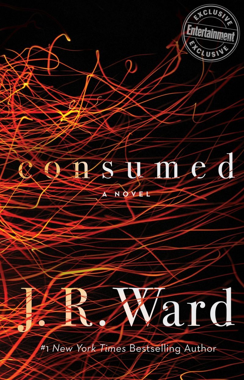 Cover Reveal: Consumed (Firefighters #1) by JR Ward