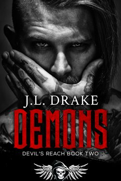 Release Day Blitz: Demons (Devil's Reach #2) by JL Drake