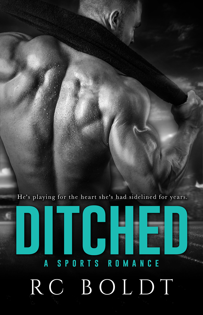 Cover Reveal: Ditched by RC Boldt