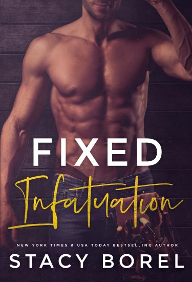 Cover Reveal: Fixed Infatuation by Stacy Borel