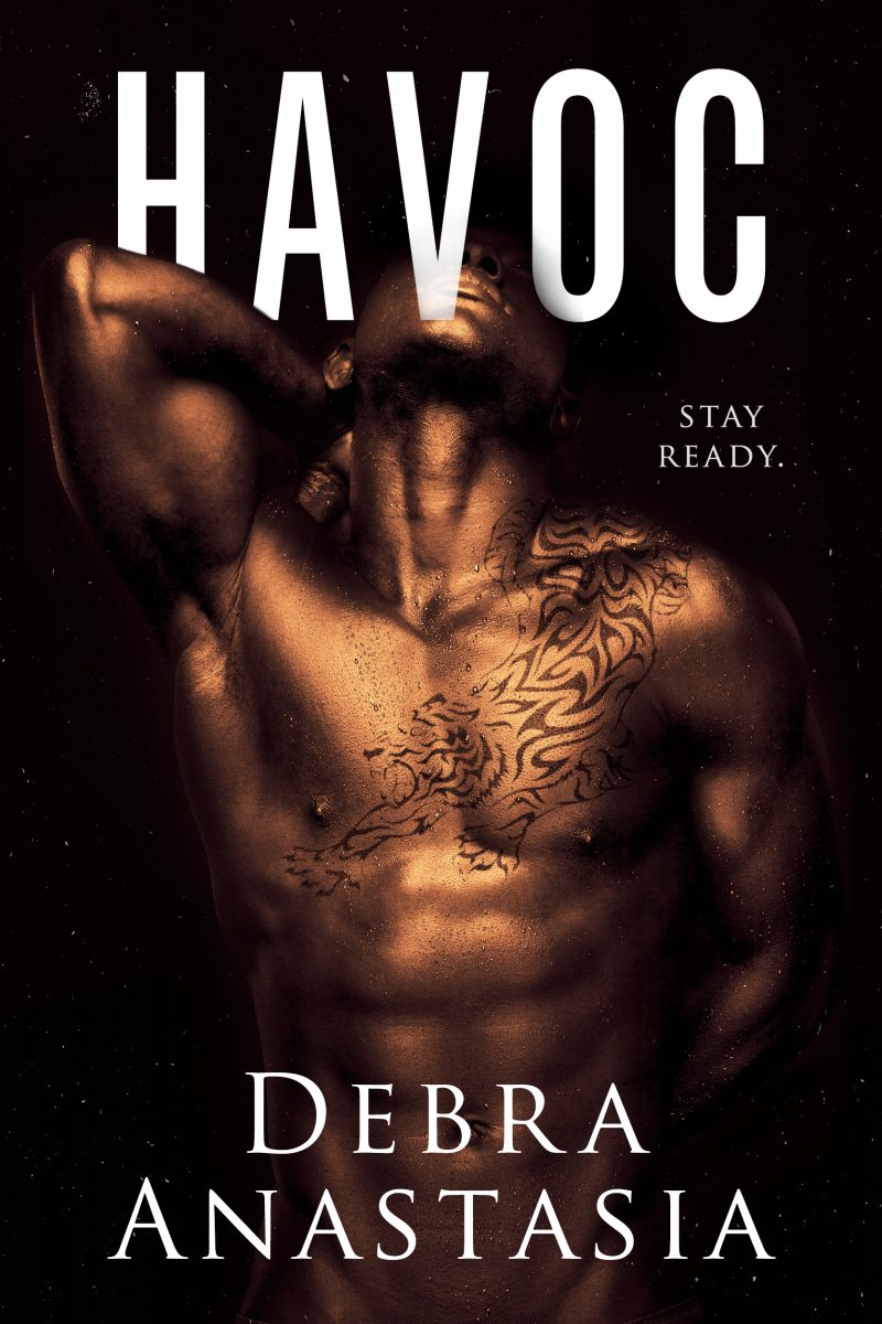 Cover Reveal & Giveaway: Havoc by Debra Anastasia