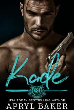 Release Day Blitz & Giveaway: Kade (Kincaid Security & Investigations #1) by Apryl Baker